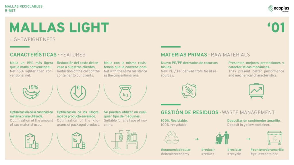 Mallas Light